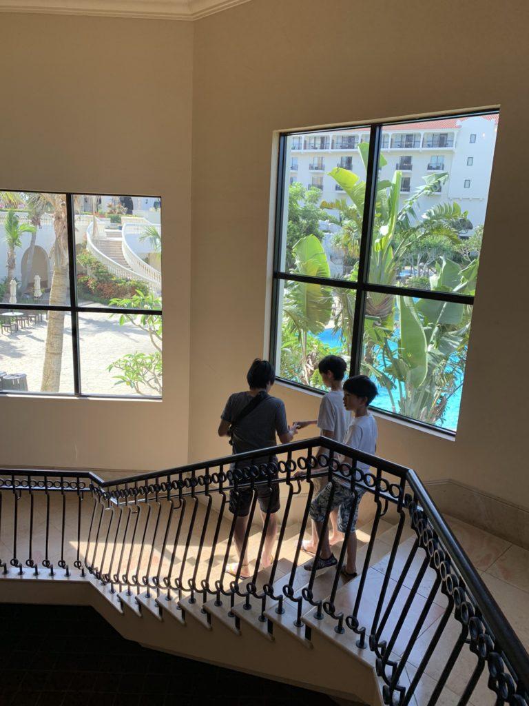 沖縄 家族 旅行 ブログ おすすめ 4人 ホテル日航アリビラ