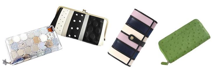 カードがたくさん入る 財布 大容量の長財布 レディース財布の人気商品をまとめました